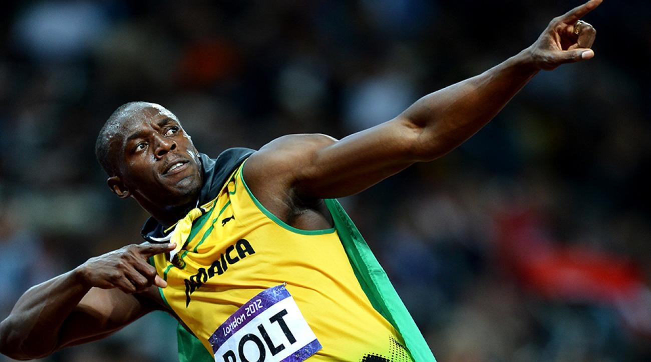 usain bolt olympic races videos rio 2016