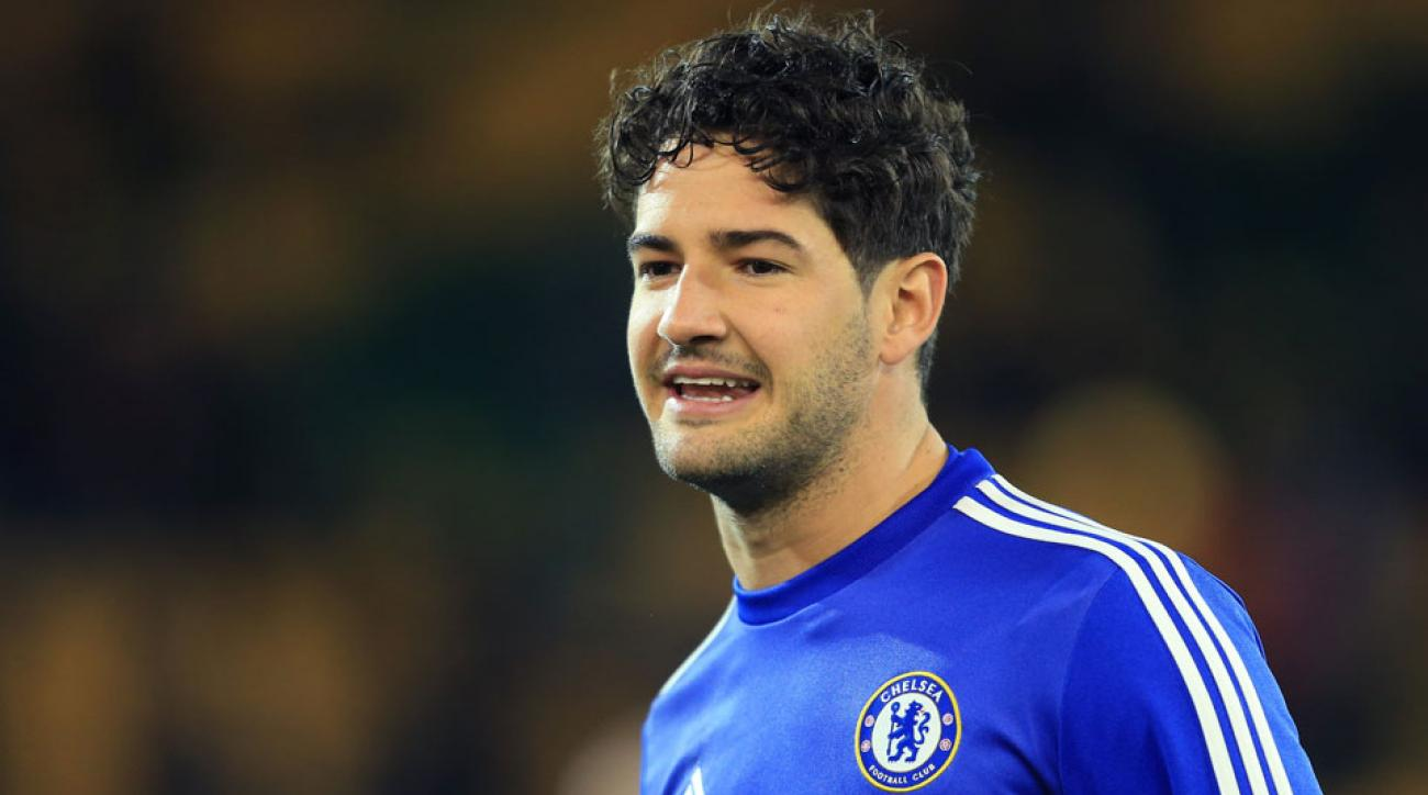 Alexandre Pato moves to Villarreal on a full transfer from Corinthians