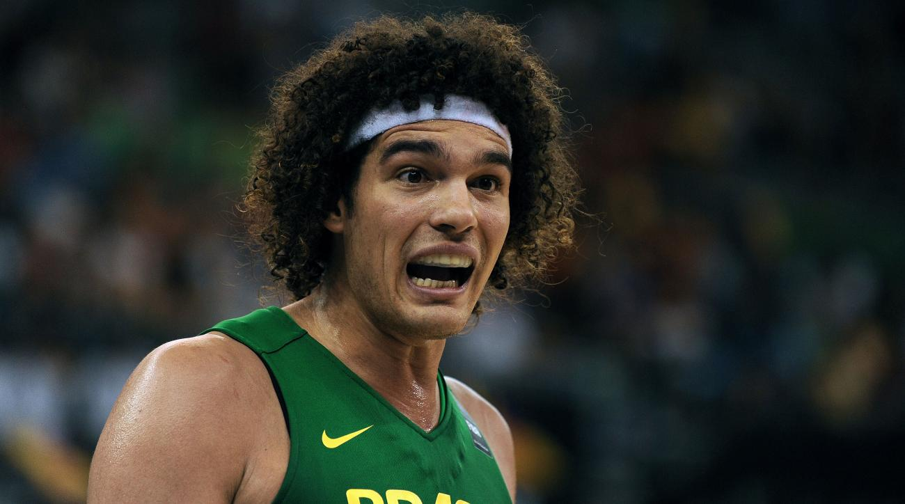 anderson varejao out olympics brazil injury