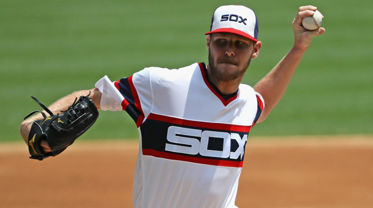 size 40 96acd 15940 White Sox P Chris Sale apologizes for jersey incident | SI.com