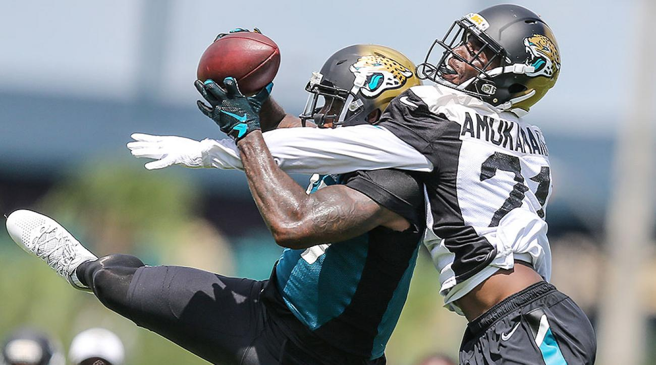 Jaguars training camp: Preseason schedule, depth chart, position battles
