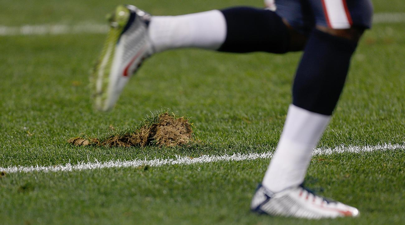 Thanks to recent agreement with the league, the players union will now have a say in field conditions at stadiums hosting NFL games.