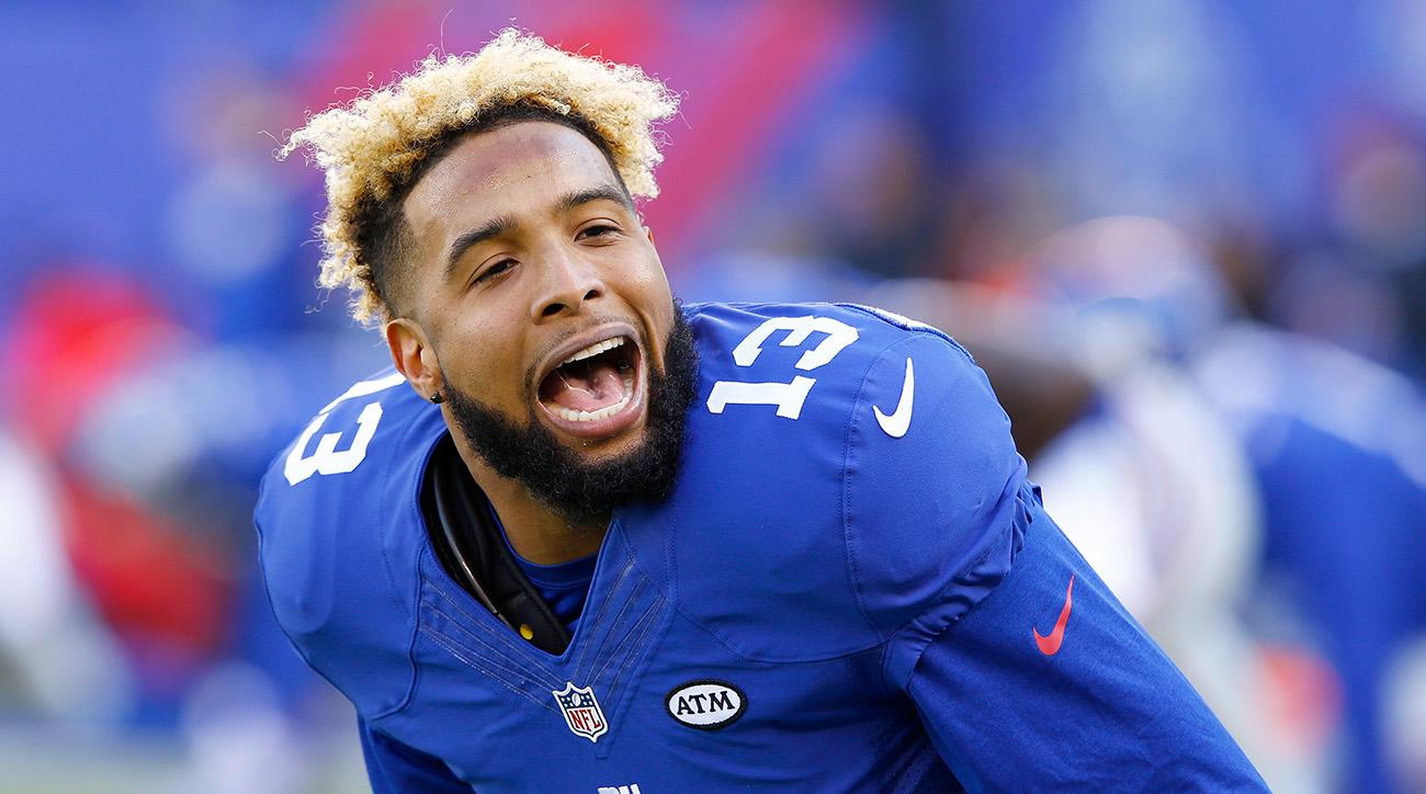 odell beckham one-handed catch camp kid video
