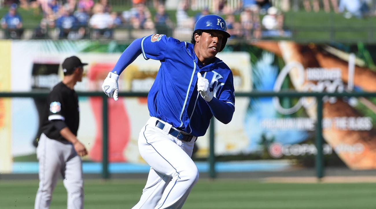 royals raul mondesi called up