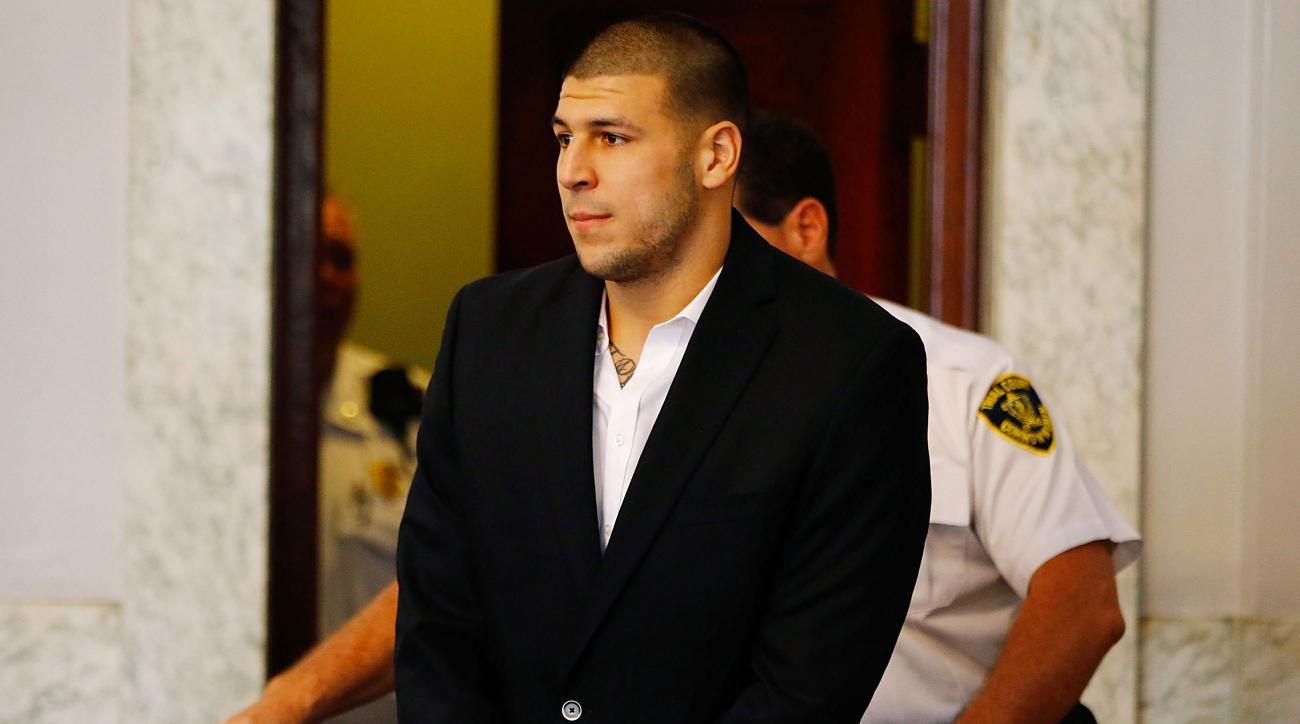 aaron hernandez murder prison brother life sentence