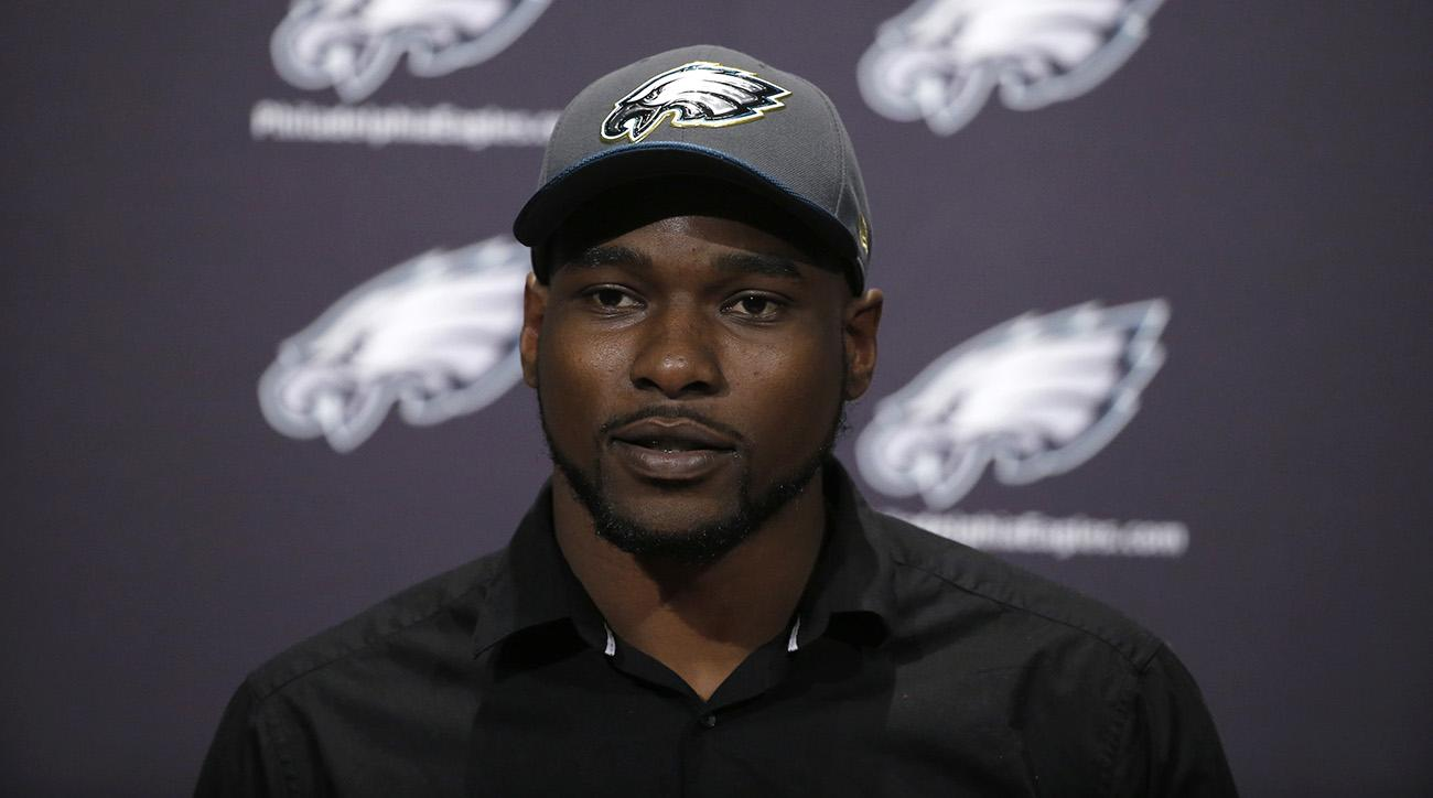 eagles nigel bradham arrest assault