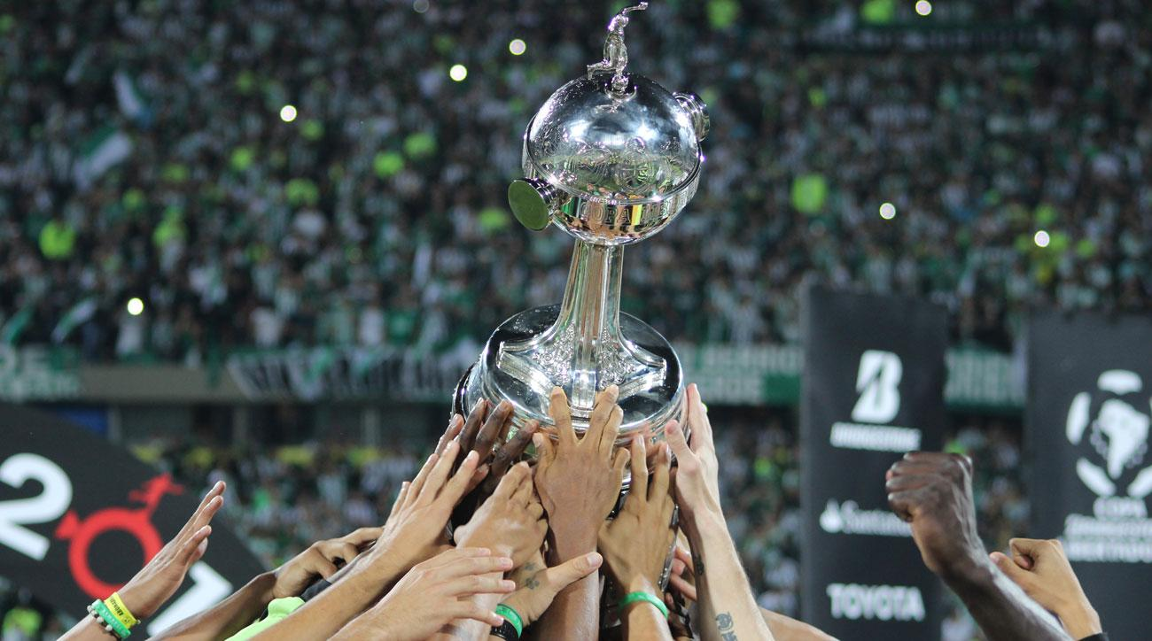 Three fans died in Copa Libertadores title celebrations