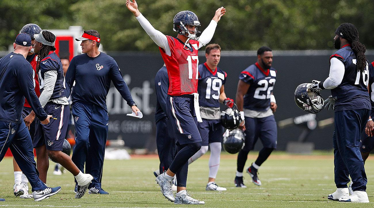 Texans NFL training camp: Depth chart, preseason storylines, schedule