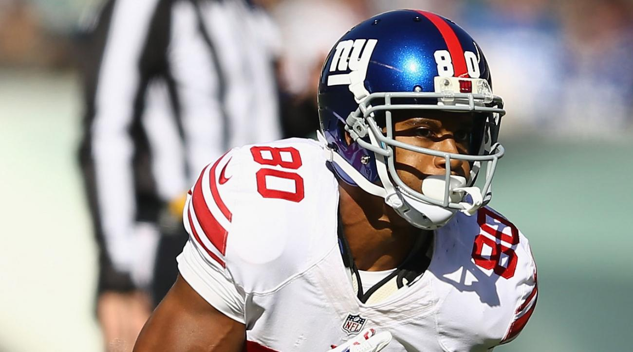 victor cruz giants return practice