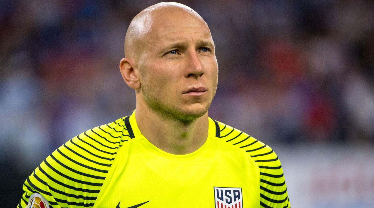 Brad Guzan has moved from Aston Villa to Middlesbrough