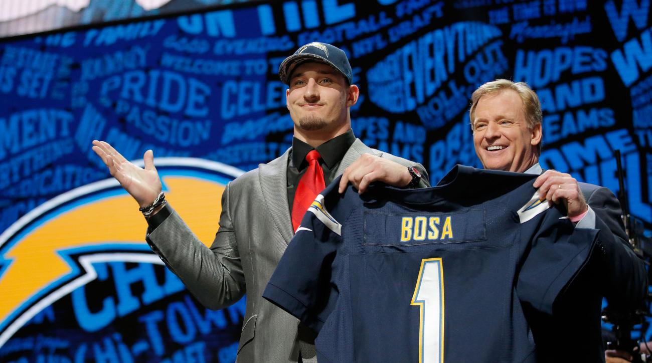 joey bosa chargers contract holdout