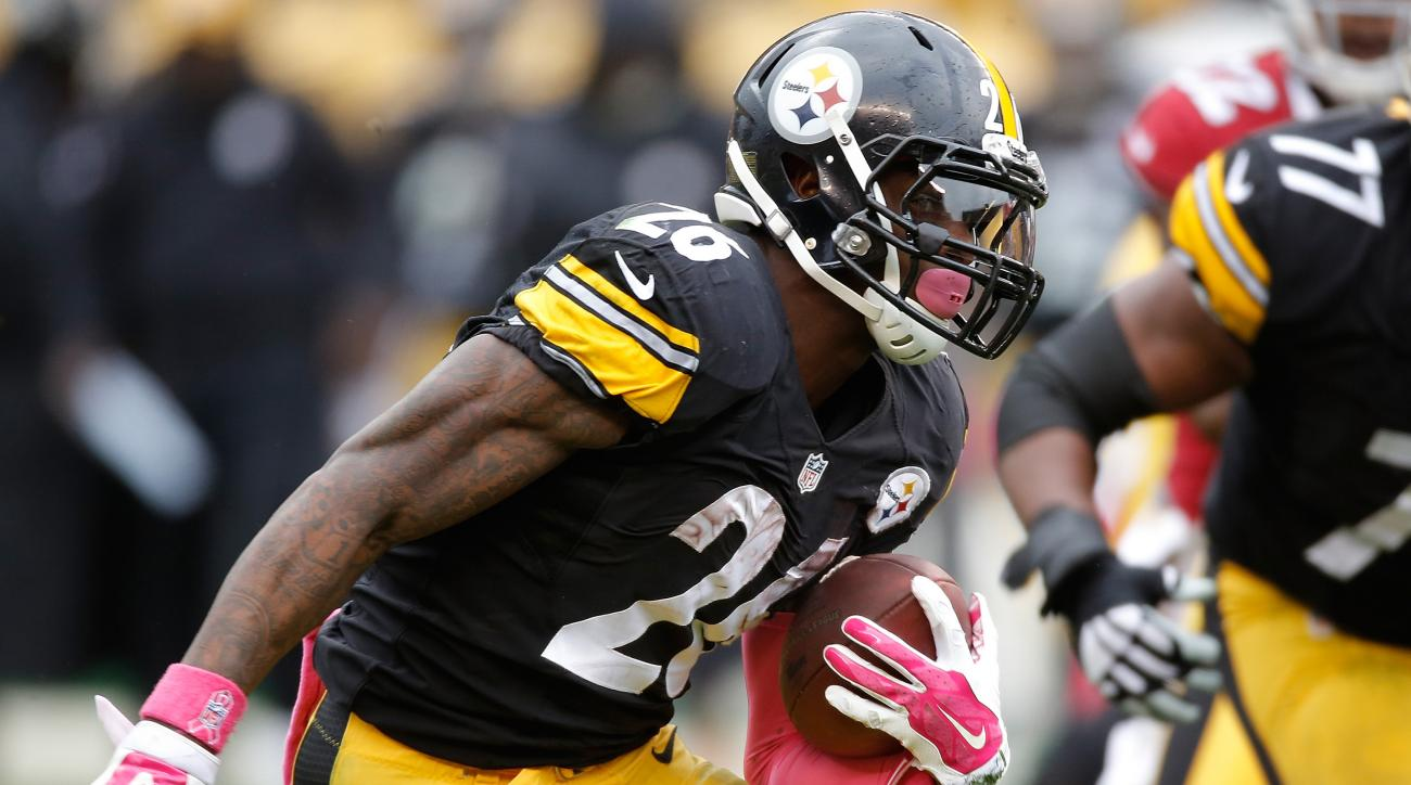 leveon bell pittsburgh steelers suspension appeal