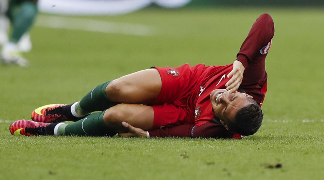 ronaldo knee injury return date