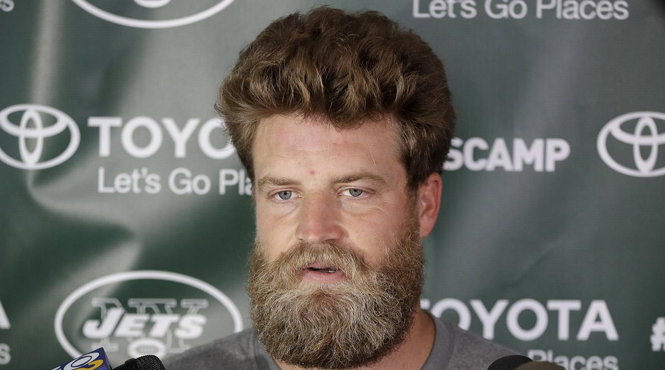 jets ryan fitzpatrick hair beard new york post barbershop