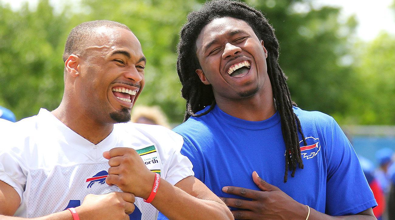 Fantasy football: NFL training camp battles, Sammy Watkins injury, more