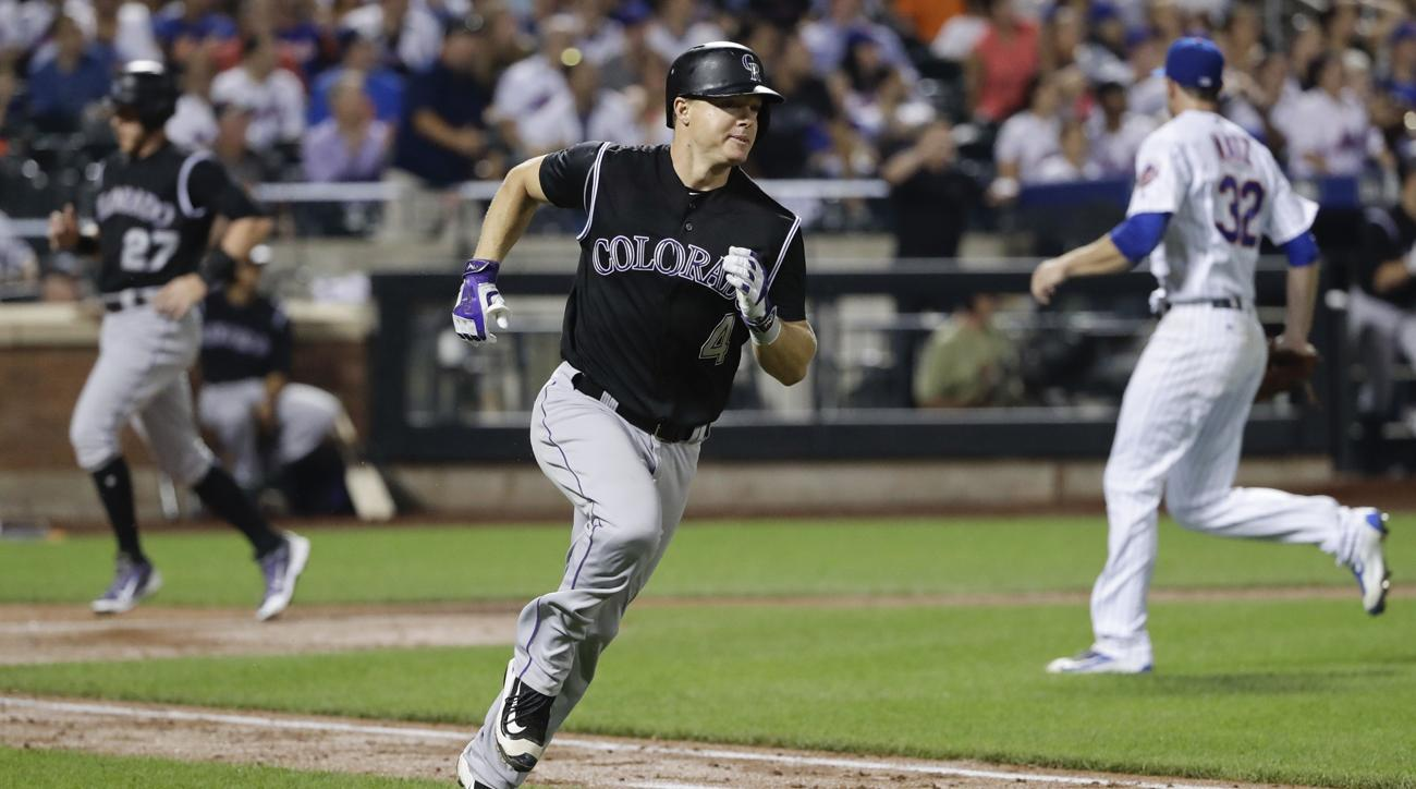 rockies trevor story injury