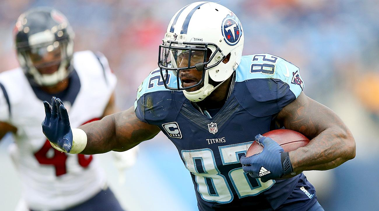 Fantasy player profile: Delanie Walker