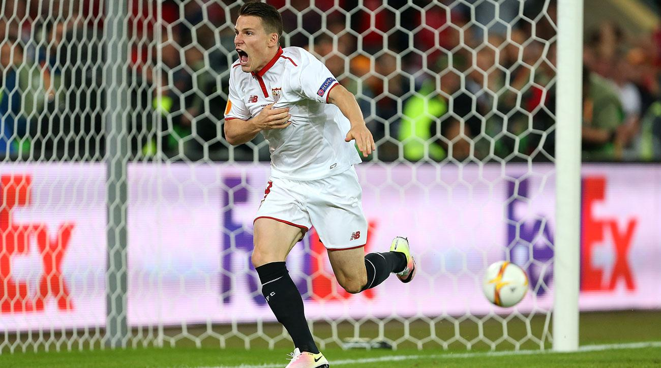 Kevin Gameiro leaves Sevilla for Atletico Madrid