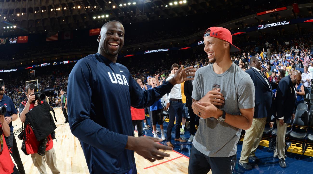 NBA news rumors draymond green