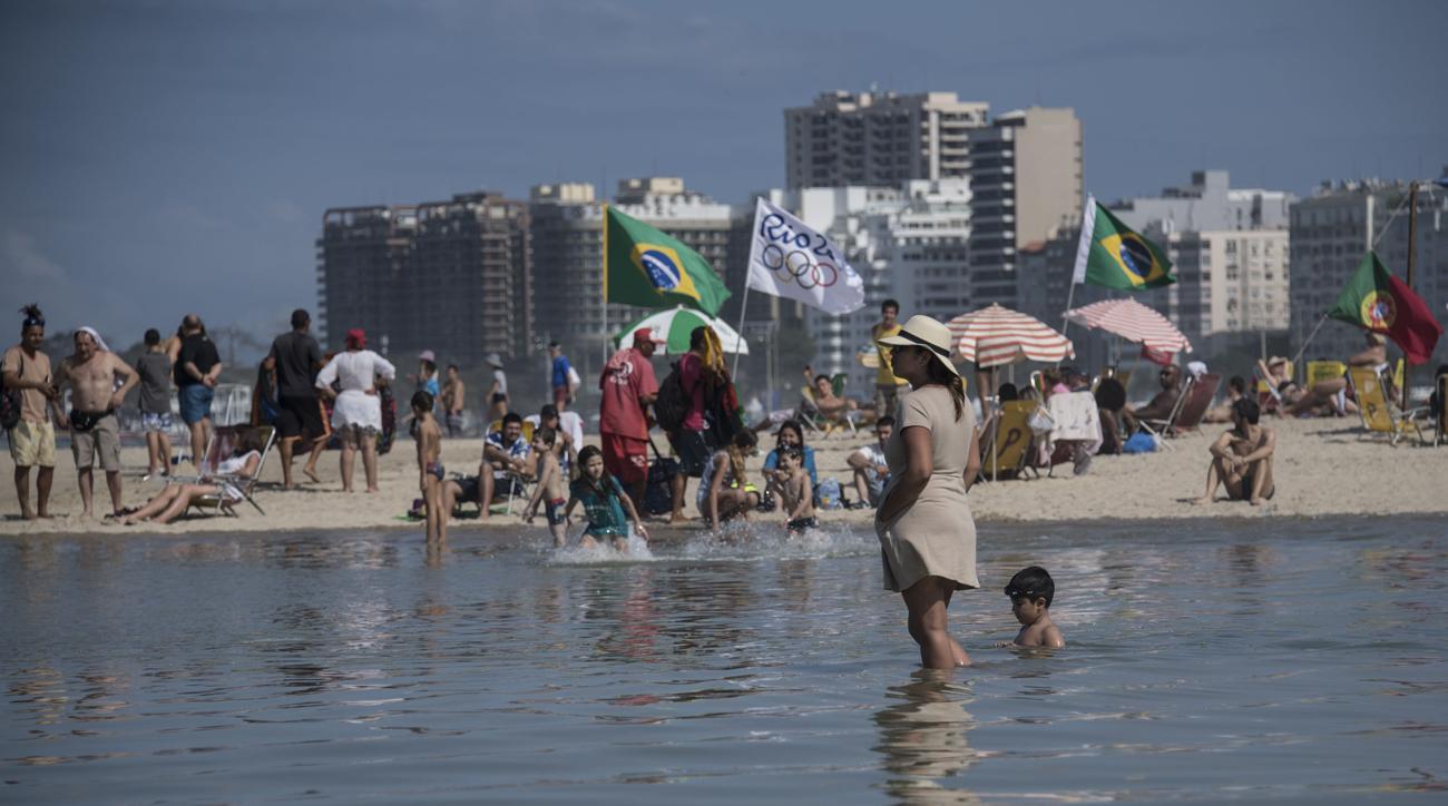 rio water contamination olympics 2016 sickness