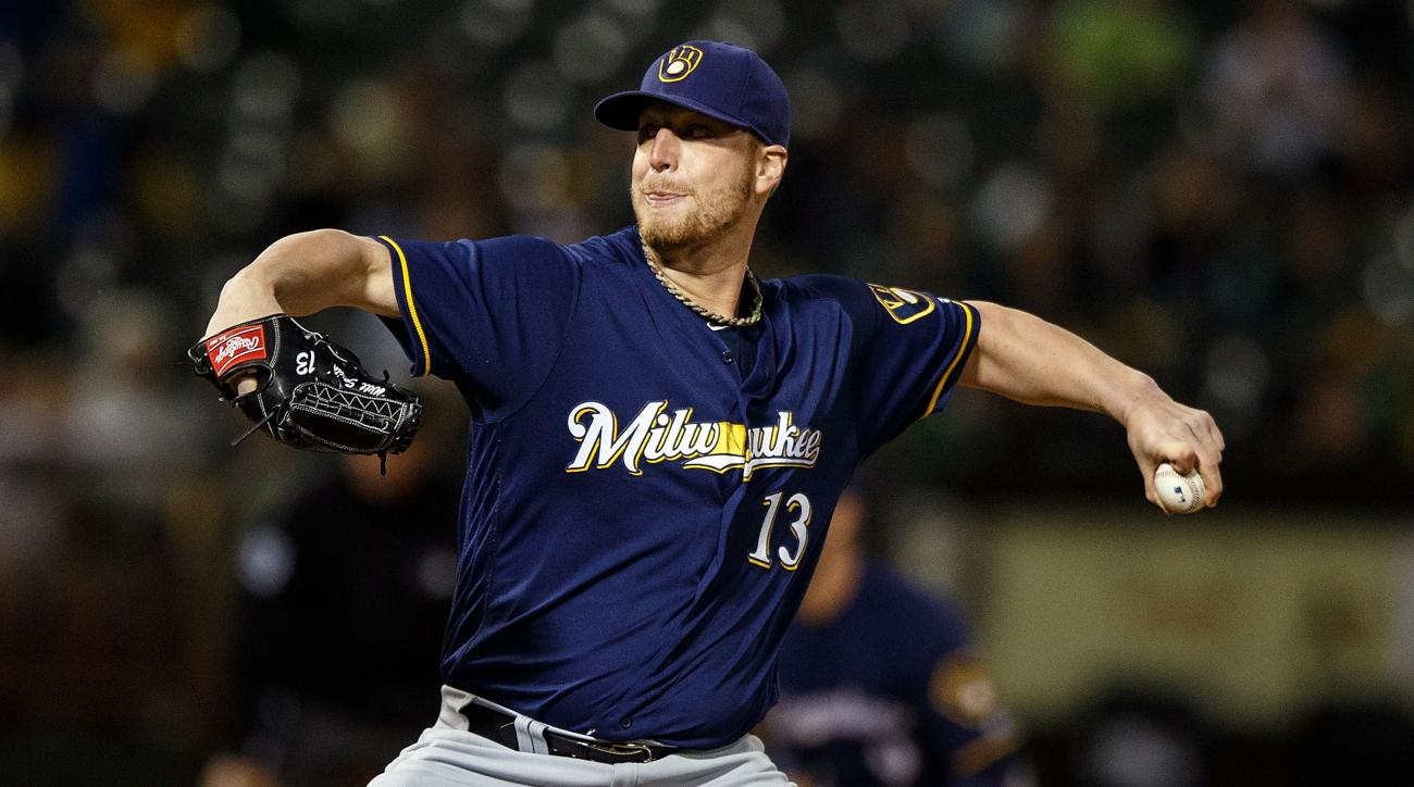will smith giants brewers trade