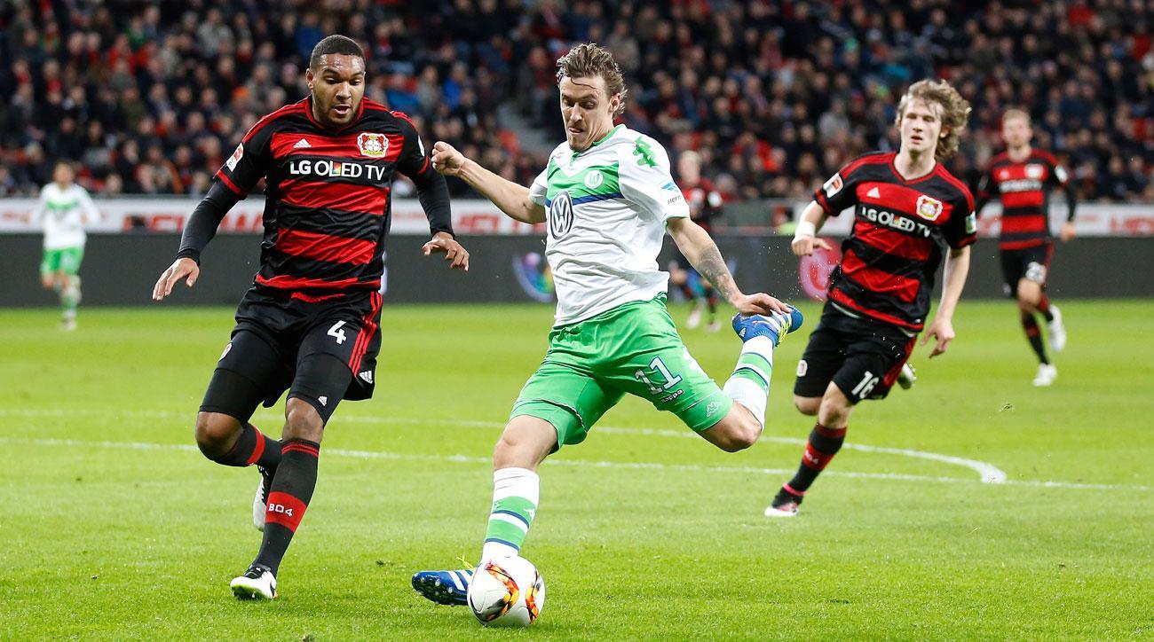 Max Kruse leaves Wolfsburg to return to Werder Bremen