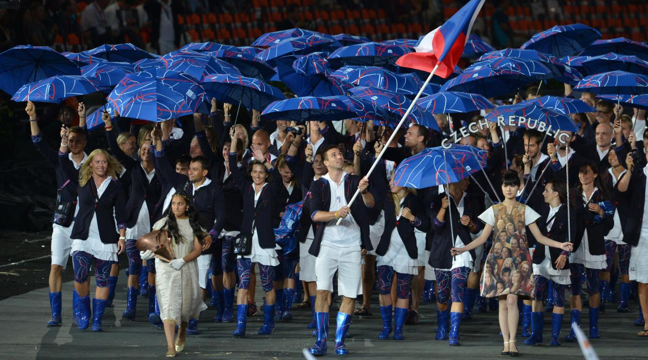 olympics opening ceremony worst country uniforms outfits
