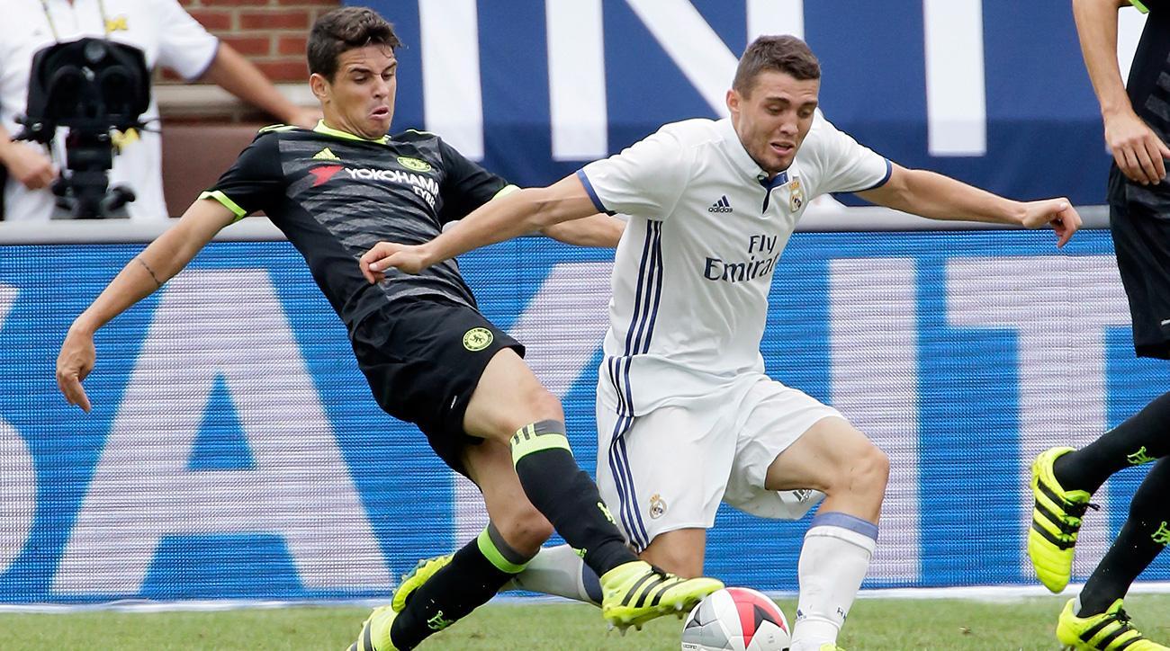Real Madrid vs. Chelsea
