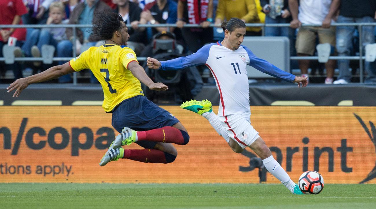 Alejandro Bedoya is leaving FC Nantes for the Philadelphia Union