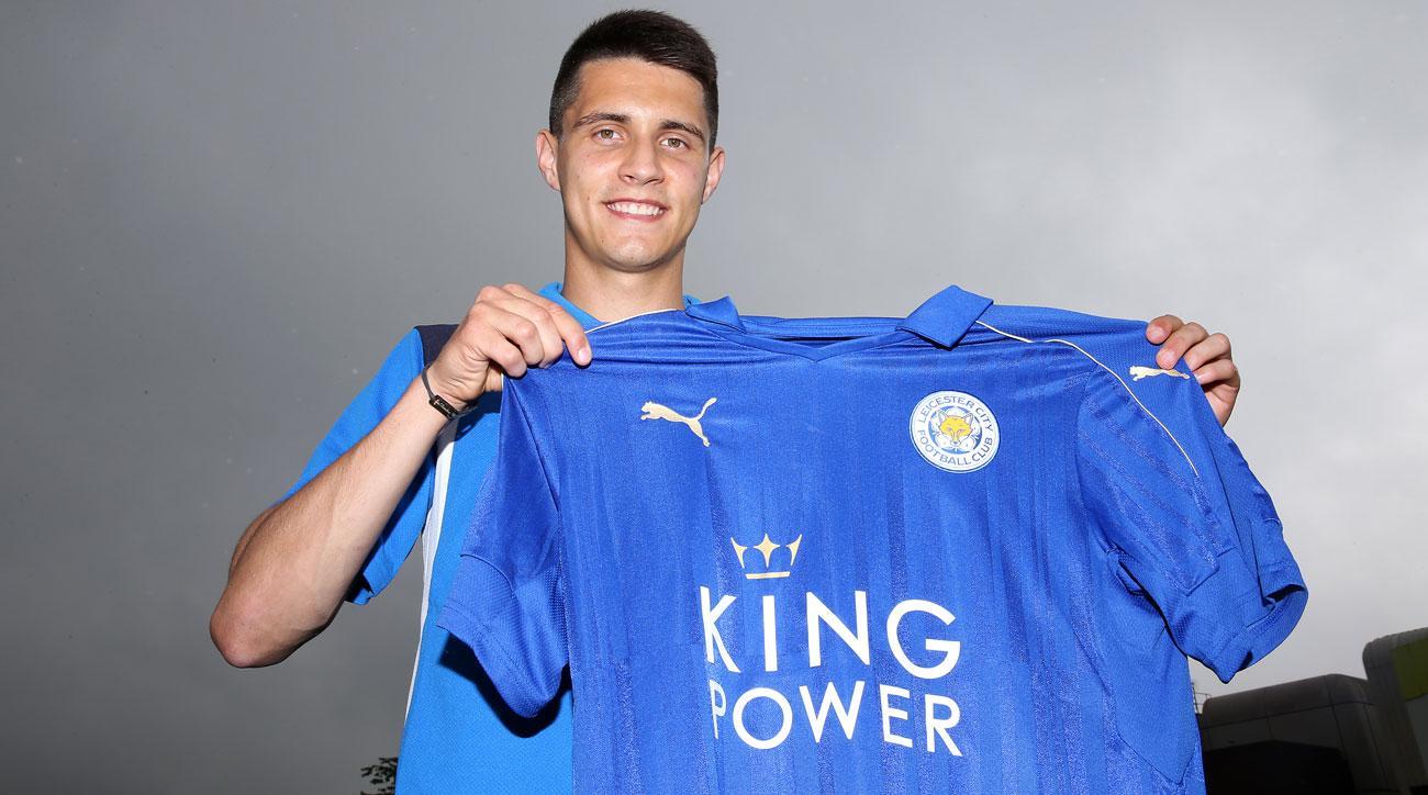 Polish international Bartosz Kaputska joins Leicester City