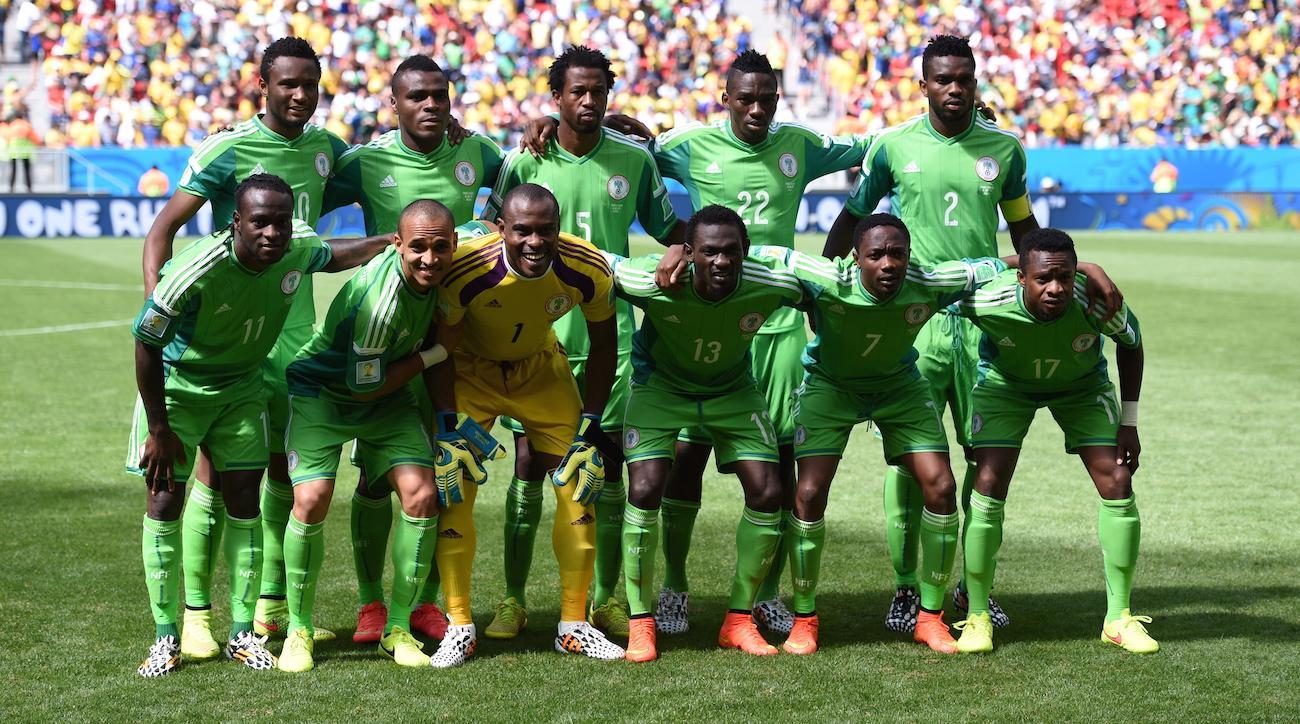 2018 FIFA World Cup Russia™ - Teams - Nigeria - FIFA.com