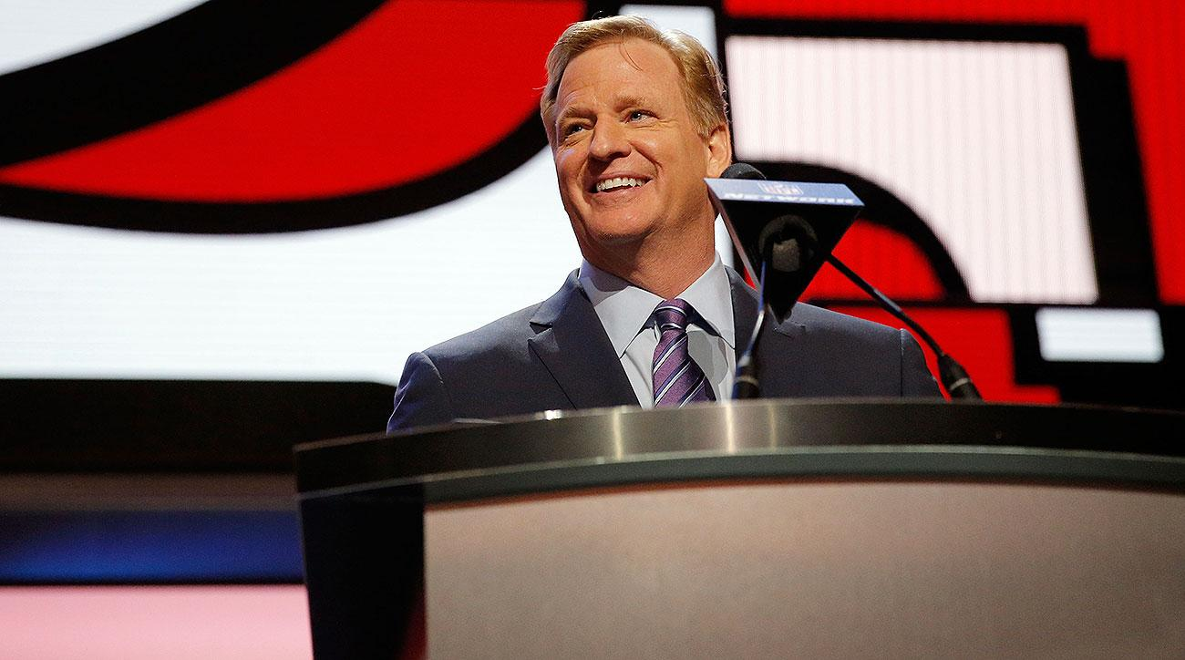 Roger Goodell: NFL commissioner's future in expansion, labor peace, player safety, TV deals