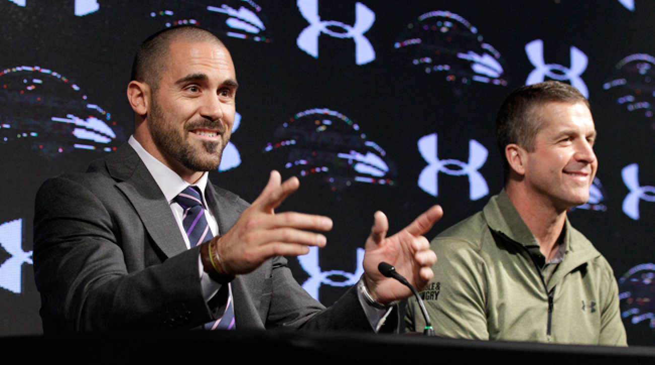 Eric Weddle Has Fallen in Love with Baltimore