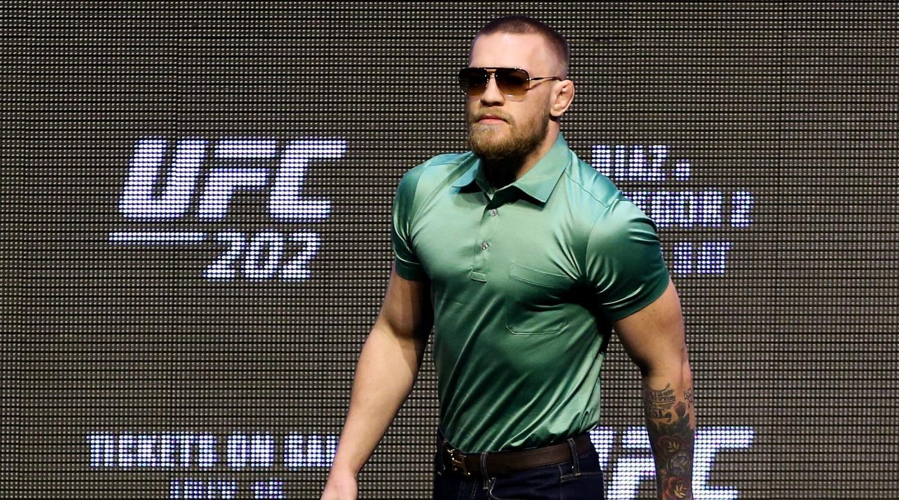 UFC's Conor McGregor is not a fan of WWE wrestlers