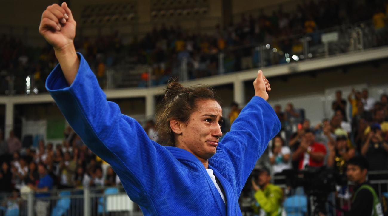 kosovo majlinda kelmendi judo first olympic medal