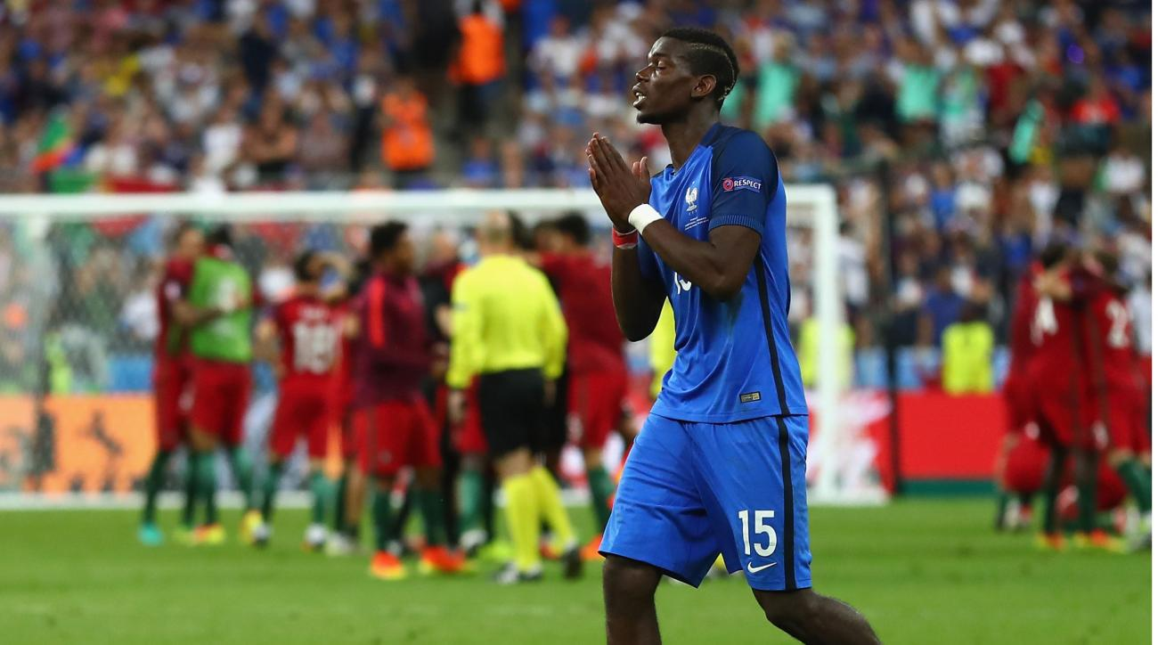 paul pogba manchester united transfer medical