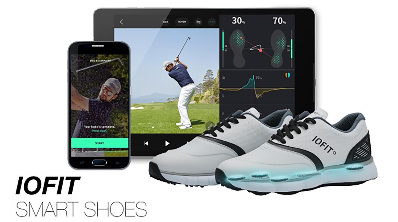 IOFIT smart golf shoes