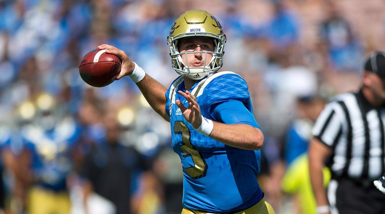 josh rosen johnny manziel