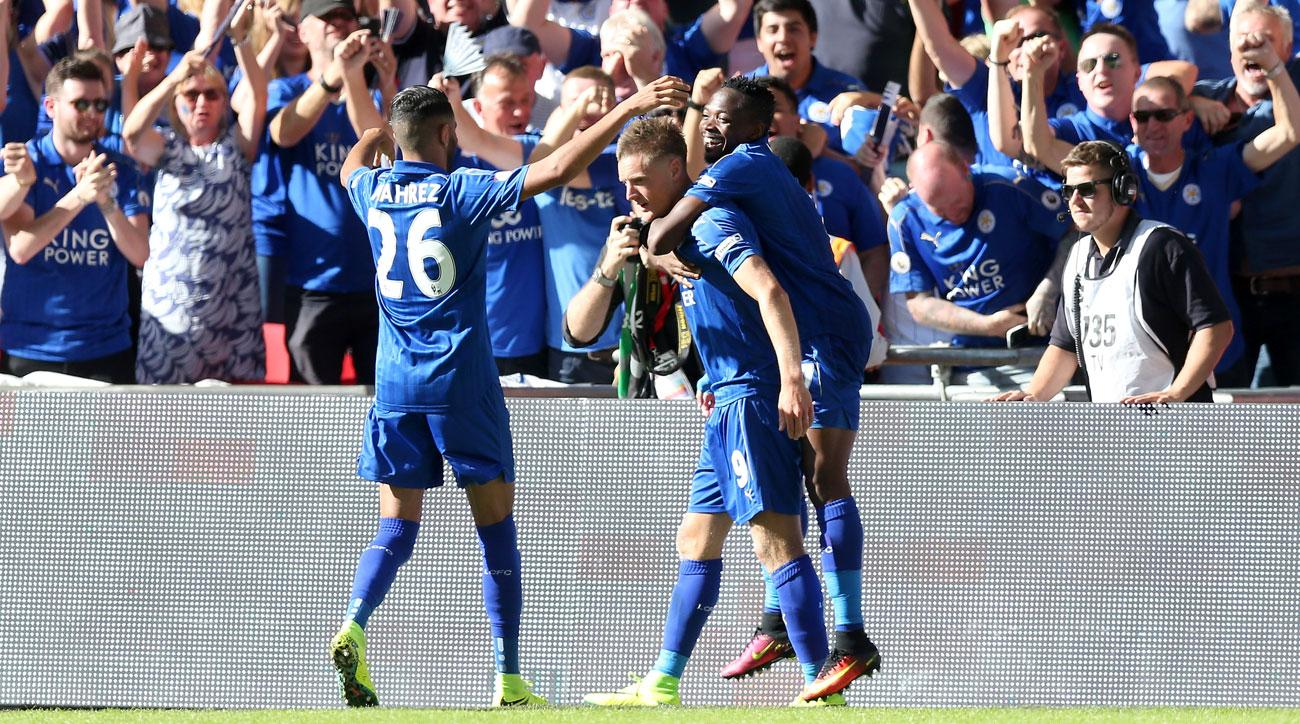 Leicester City is the reigning English Premier League champion