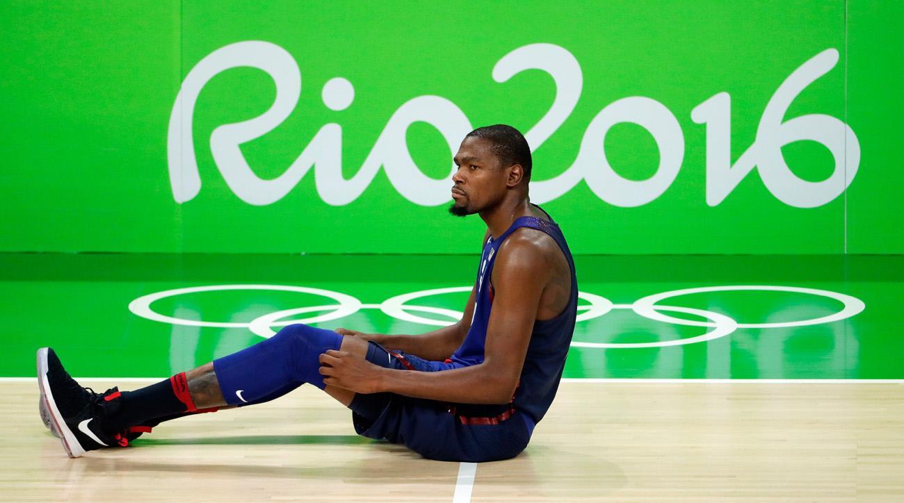 nba news rumors kevin durant rio olympics 2016