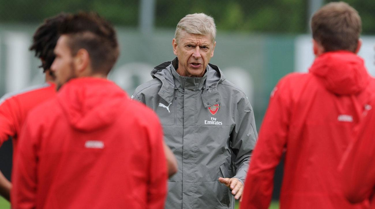 Arsenal manager Arsene Wenger is ready for another season at the helm of the Gunners