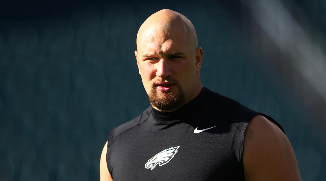 eagles lane johnson suspension ped test