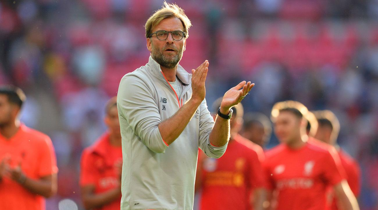 Liverpool manager Jurgen Klopp sets out for his first full season in charge