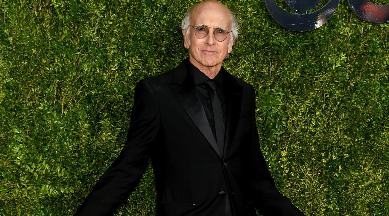 Larry David thinks he could be an offensive coordinator in the NFL