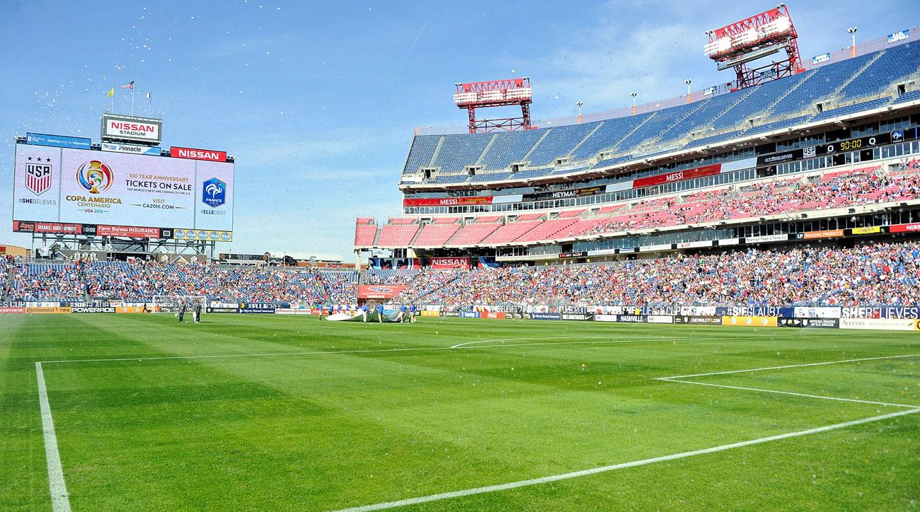 Nashville wants an MLS expansion team
