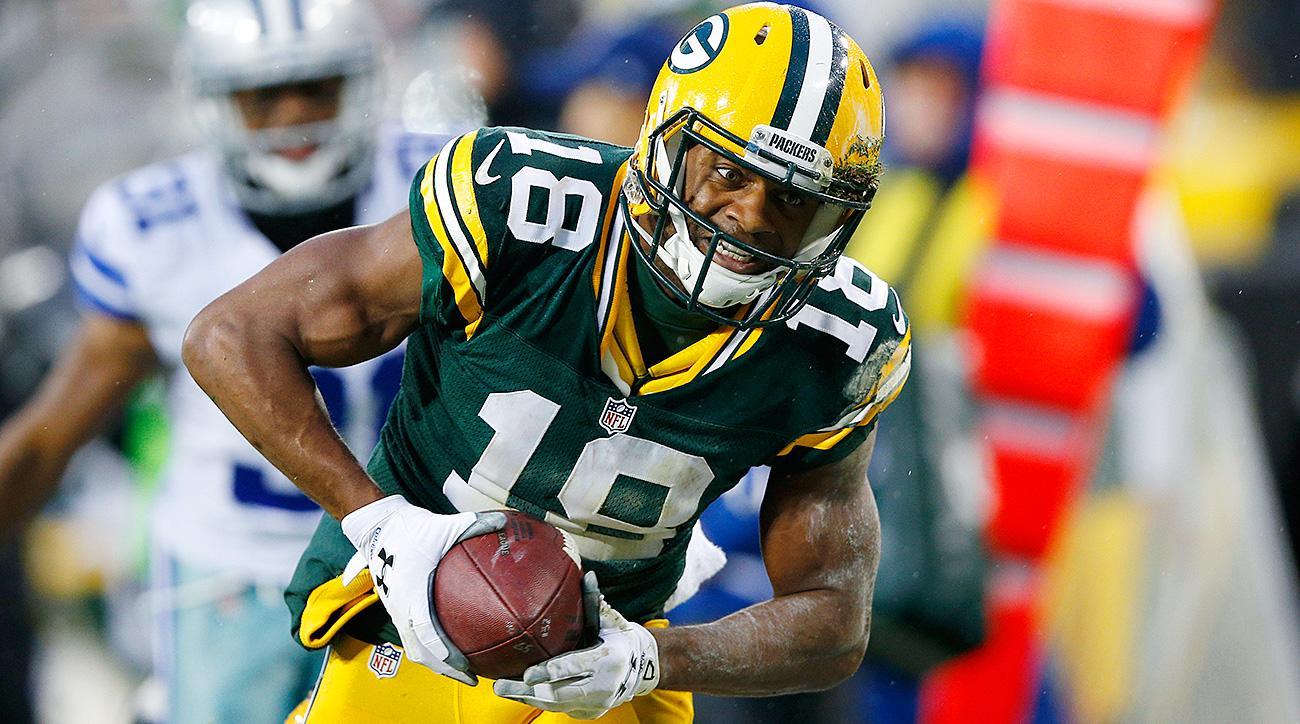 NFL top 100: Randal Cobb