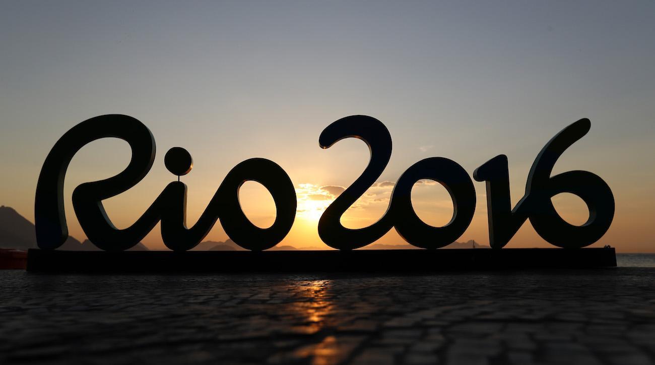 rio olympics media bus shooting
