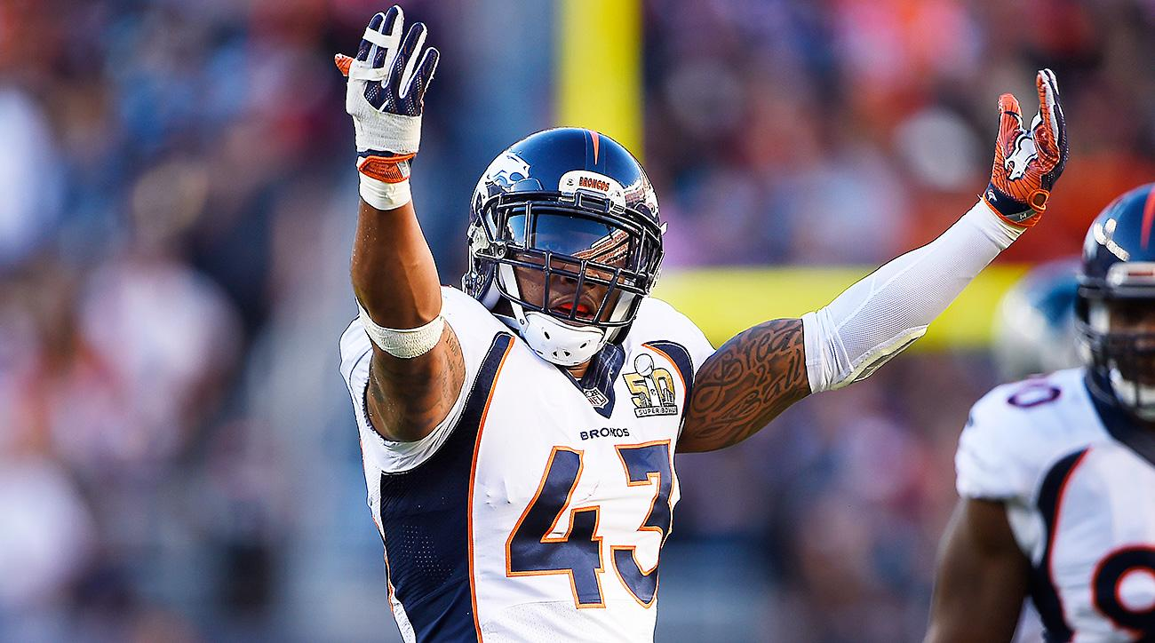 NFL top 100: T.J. Ward