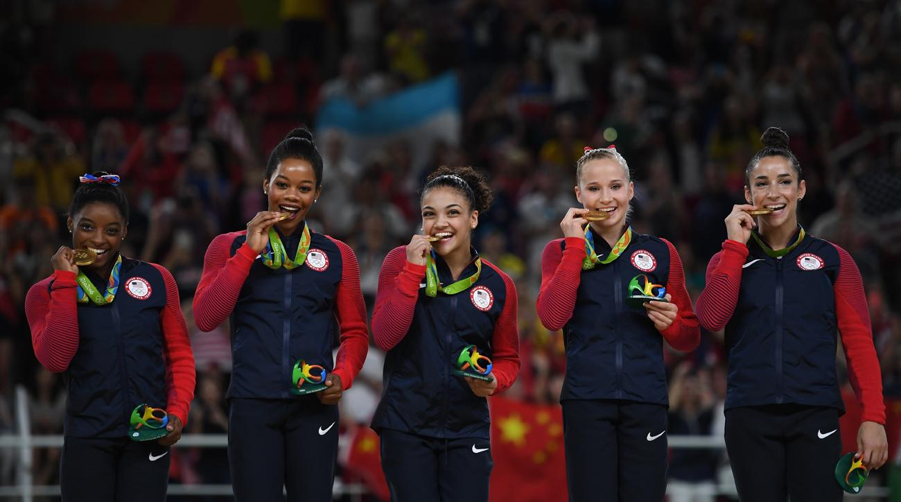 usa gymnastics final five