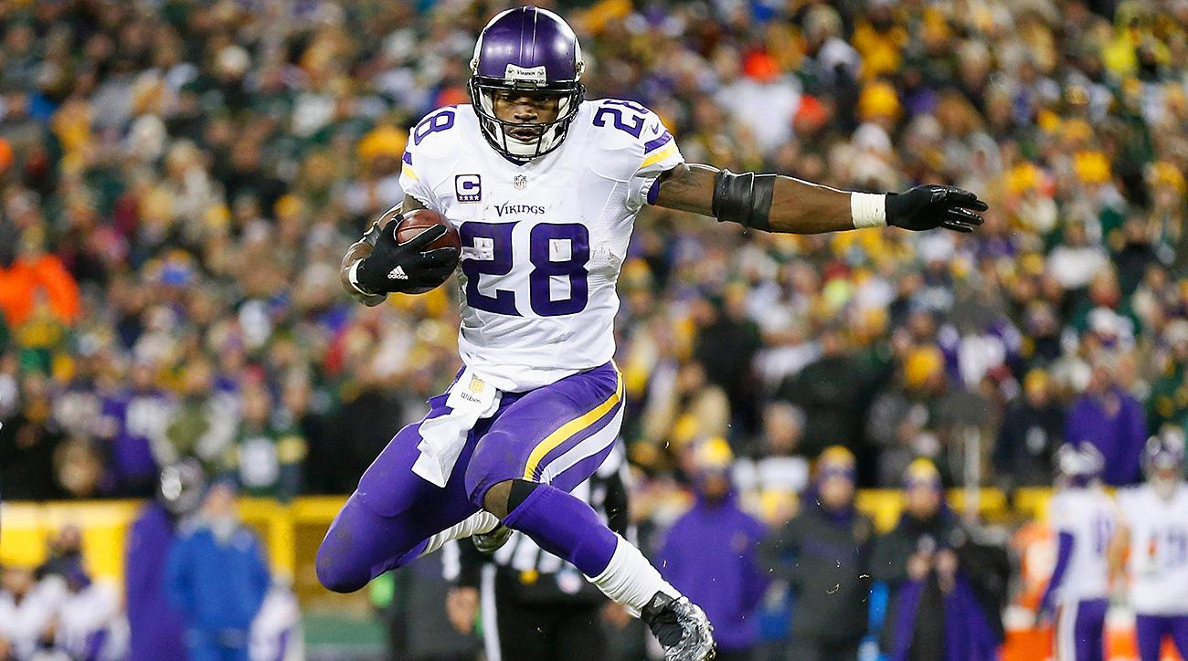 NFLs top 100 players: Vikings RB Adrian Peterson  SI.com